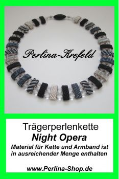 Kit-Trägerperlen Night Opera